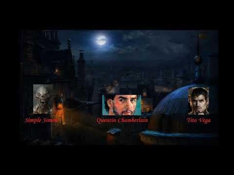 Vampire the Masquerade: Reliquos session 26
