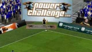 Power Soccer Game