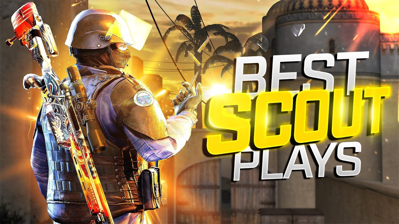 BEST PRO CS:GO SCOUT PLAYS thumbnail