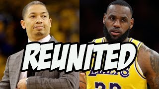 Ty Lue Is The Lakers New Coach - Good Move?