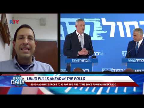 Gil Hoffman the Chief Political Correspondent and Analyst at The Jerusalem Post