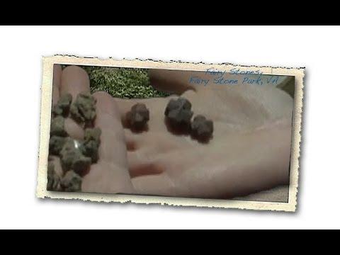 Famous Fairy Stones in Virginia - DanTraveling