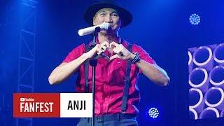 Anji @ YouTube FanFest Indonesia 2017