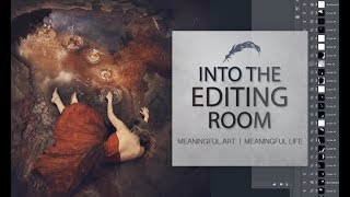 Editing and Deconstructing Fine Art Images