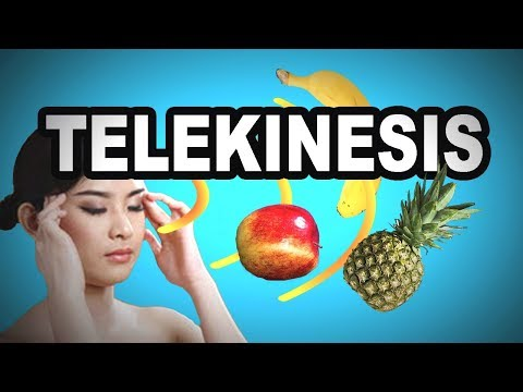 🤔 Learn English Words - TELEKINESIS - Meaning, Vocabulary Lesson with Pictures and Examples 🚪