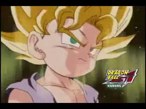 Dragon Ball GT - Soundtrack 1