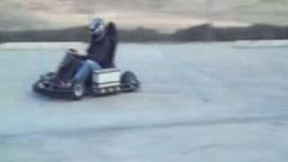 50,000 Watt Electric Go Kart
