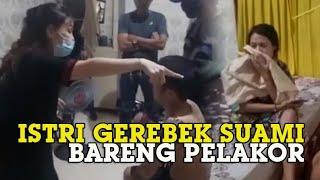 Download lagu VIDEO Detik-detik Istri Gerebek Suami Bareng Selingkuhan di Dalam Kamar Kos-kosan