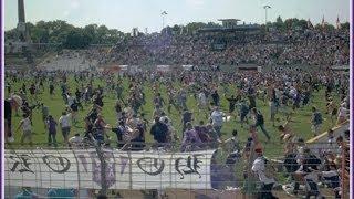 Dresdner SC - FC Erzgebirge Aue 1:4 2003 - Aufstieg