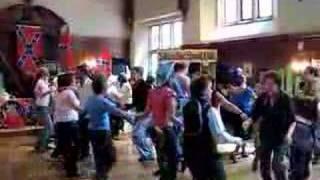 BARN DANCING WESTERN STYLE