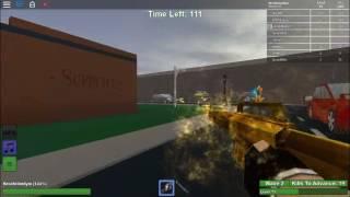 roblox zombie rush part 1