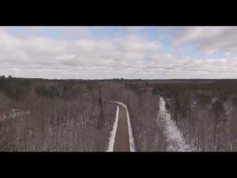 Grayling, MI DJI Near Deer Camp