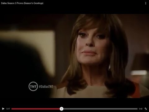 Dallas Season 3 Promo (Season's Greetings)