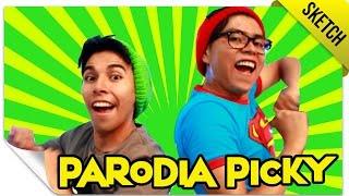 Friki | PARODIA: Picky - Joey Montana | QueParió!