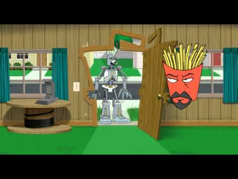 Aqua Teen Hunger Force Colon Movie Film for TheatersDVDRiP rus,eng
