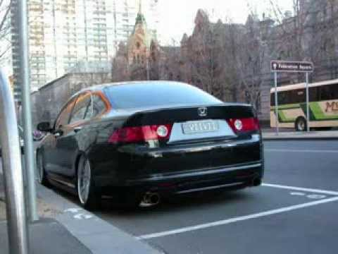 Honda Accord Euro R Acura TSX Tribute YouTube - Acura tsx euro r