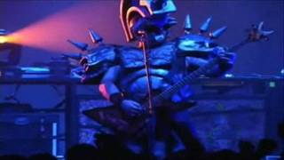 GWAR - Bring Back the Bomb (From the New DVD Lust in Space Live from the National)