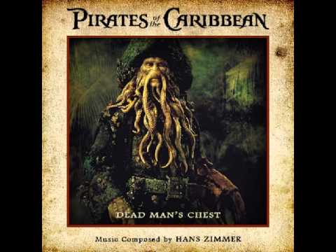 Pirates Of The Caribbean 2 (Expanded Score) - Davy Jones Plays His Organ