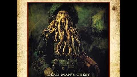 pirates of the caribbean 2 expanded score  davy jones plays his organ