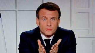 video: Emmanuel Macron announces strict new coronavirus lockdown measures in televised address