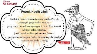 LIVE Streaming Recorded Wayang Kulit Ki SUKARJI (PETRUK NAGIH JANJI)
