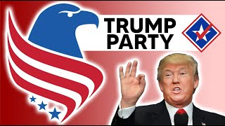 Donald Trump Discusses Creating a New Political Party to Oppose GOP