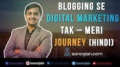 Blogging Se Digital Marketing Tak – Meri Journey (HINDI)