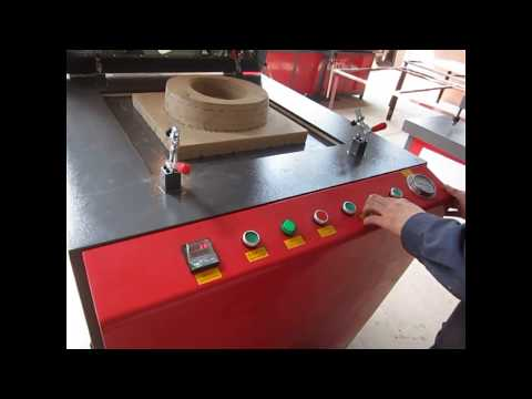Customized BSX-600 deep acrylic vacuum forming machine VIDEO