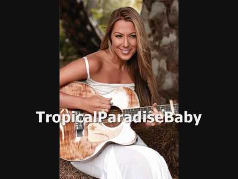Brand New Me  Colbie Caillat with lyrics on side :