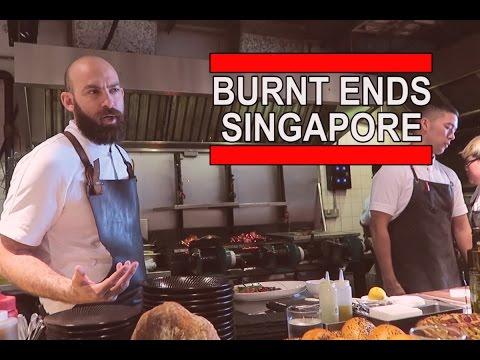 BURNT ENDS SINGAPORE | BEST FRIENDS DEPARTURE | VLOG 29