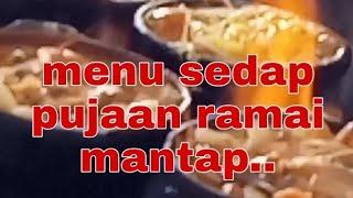 Gerai Along mee kari Gambang