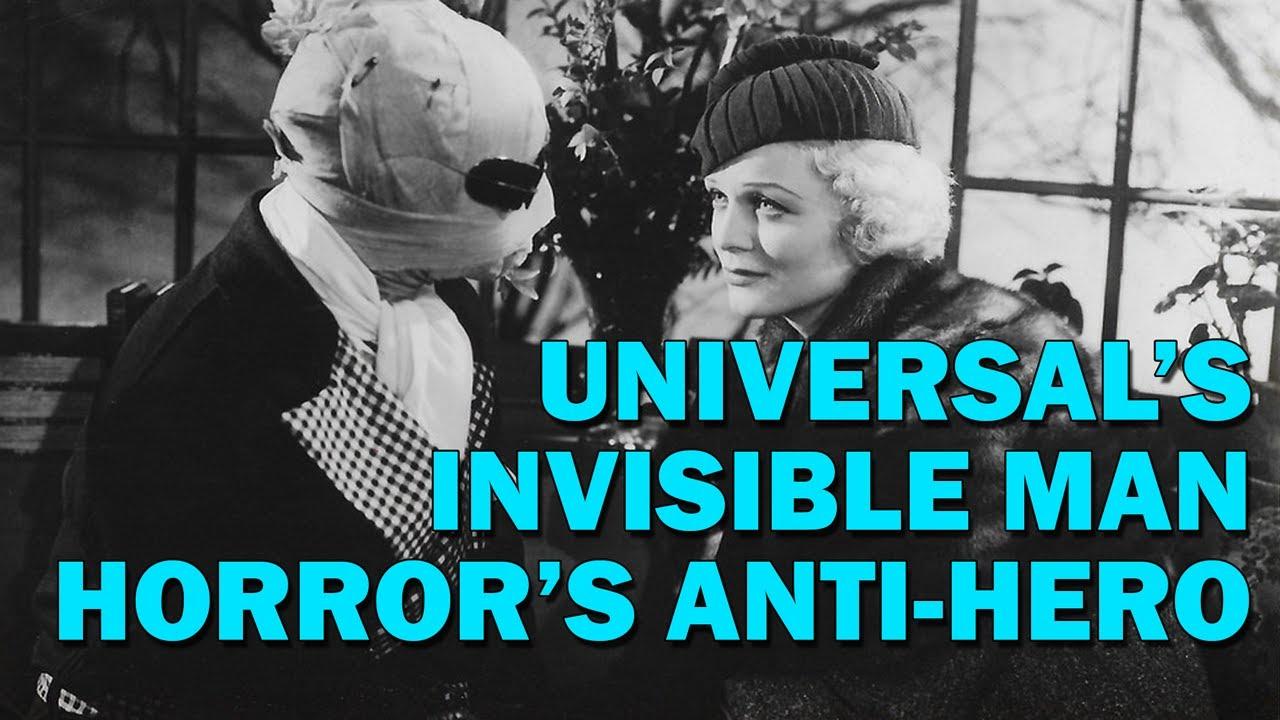 Download Universal's Invisible Man - Horror's Anti-Hero // DC Classics