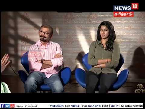Interview With Director Radha mohan and Actress Dhanya Ravichandran  Cinema 18   News18 Tamil Nadu