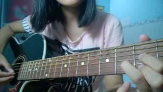 Nơi Hạnh Phúc Mỉm Cười (Thùy Chi)- Guitar Cover