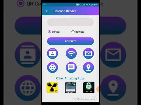 How To Scan Bar Code On Android