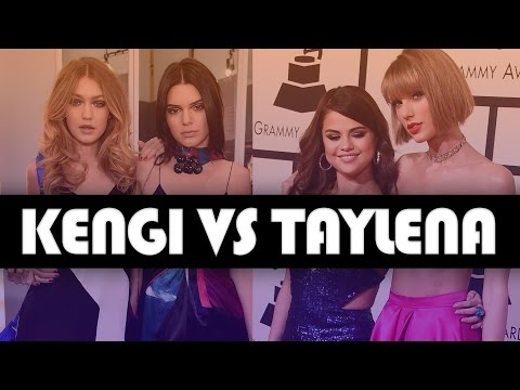 Thumbnail: Celeb BFFS Who RULED 2016: Gigi Hadid & Kendall Jenner vs. Taylor Swift & Selena Gomez