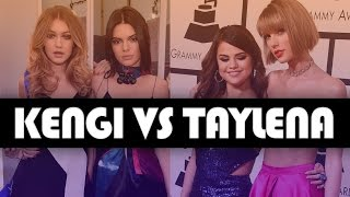 Celeb BFFS Who RULED 2016: Gigi Hadid & Kendall Jenner vs. Taylor Swift & Selena Gomez