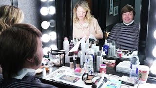 Behind the Scenes: Tonight Show Thursday Night Football Promo with Jimmy Fallon