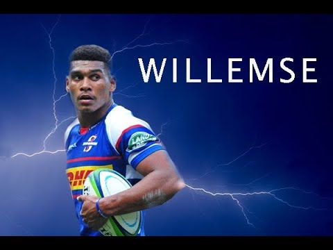 Damian Willemse | The Magician