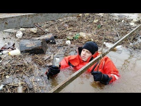 Режим ЧС, потоп, заморозки. Какая сейчас обстановка в затопленной Новгородской области