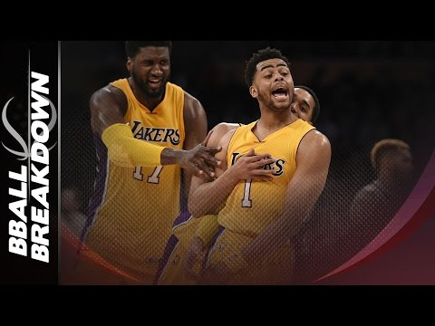 How D'Angelo Russell Lit Up The Nets For 39 Points