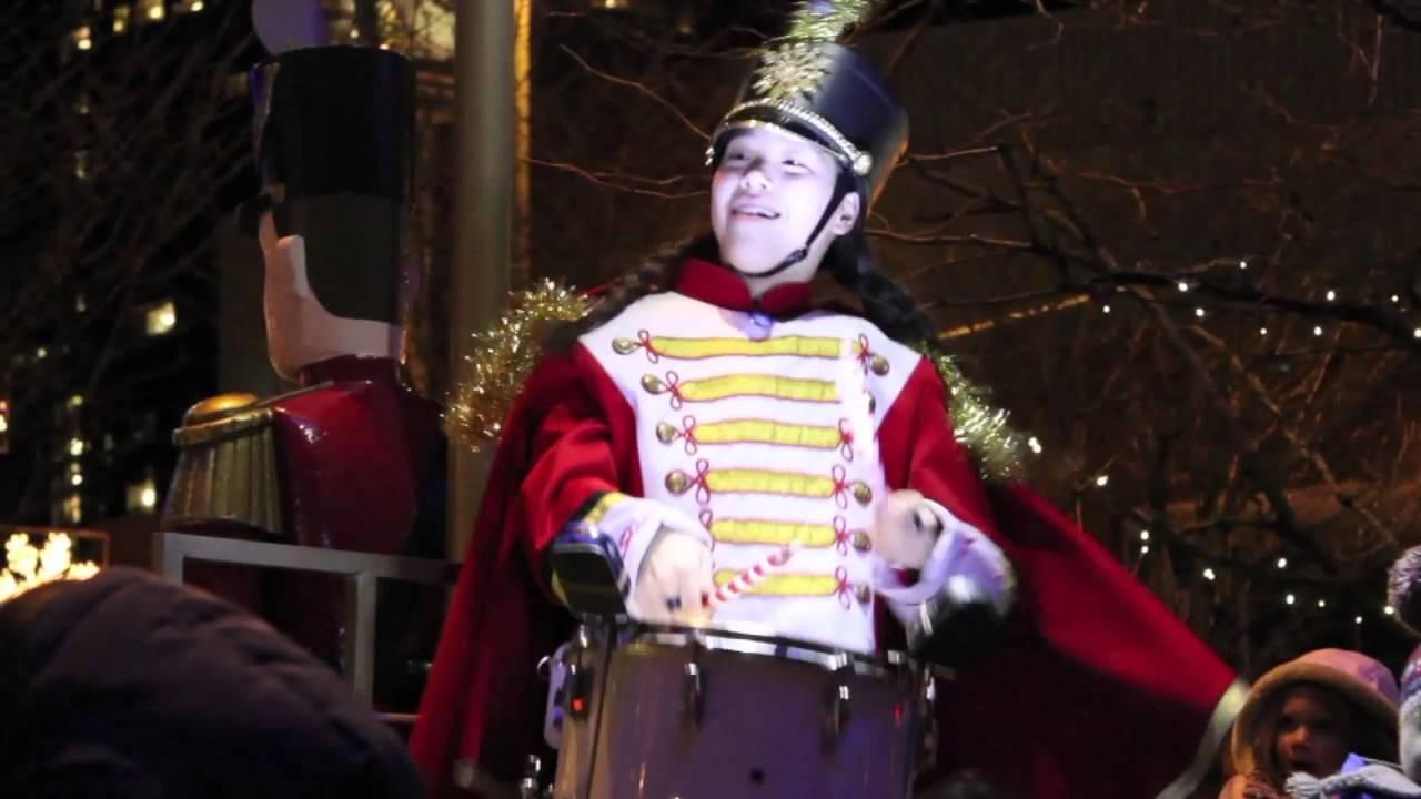 Snow Flake Lane (Justin Bieber- Santa Claus is Coming to Town) - YouTube