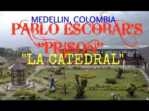 TOUR OF PABLO ESCOBAR'S PRISON | LA CATEDRAL, MEDELLIN, COLOMBIA