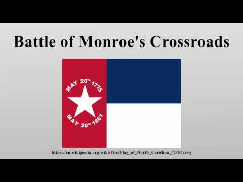 Battle of Monroe