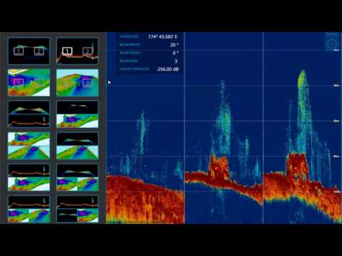 WASSP F3 Multibeam Sonar for Professional Fishing