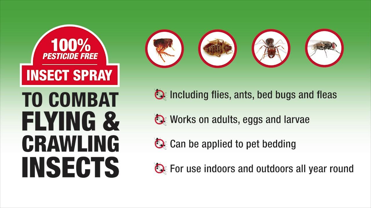 100 cutters bug free backyard spray bug blaster u0027