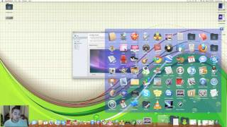 How to: Mac OS X Custom Desktop
