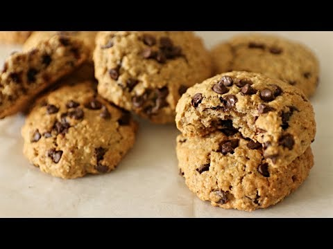 Healthy Oatmeal Cookies - 3 Delicious Ways