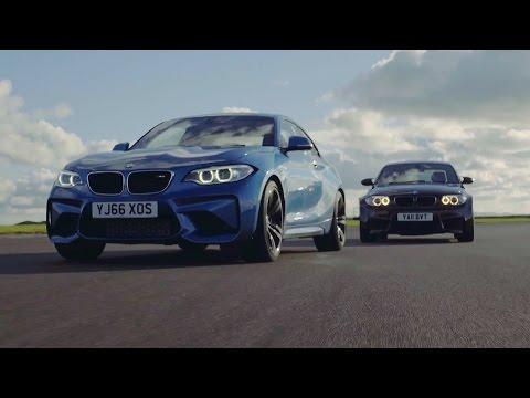 BMW M2 vs BMW 1M Coupe - Chris Harris Drives - Top Gear
