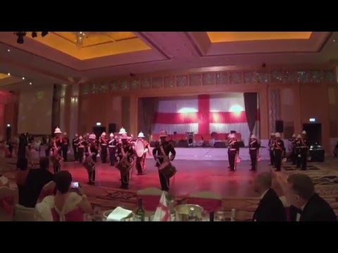St. George's ball (Dubai St. George's Society). 22nd April '16